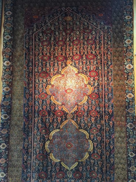 oriental rug texture. 5\u00273 X 10\u00277 Antique Persian Bakhtiari Oriental Rug Texture